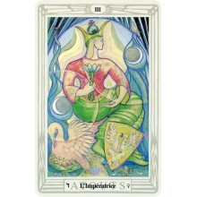 Le Tarot de Thoth par Aleister Crowley - Luxe