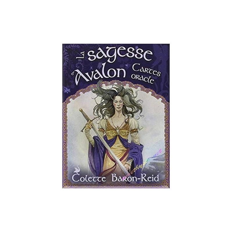 Les cartes de la Sagesse d'Avalon