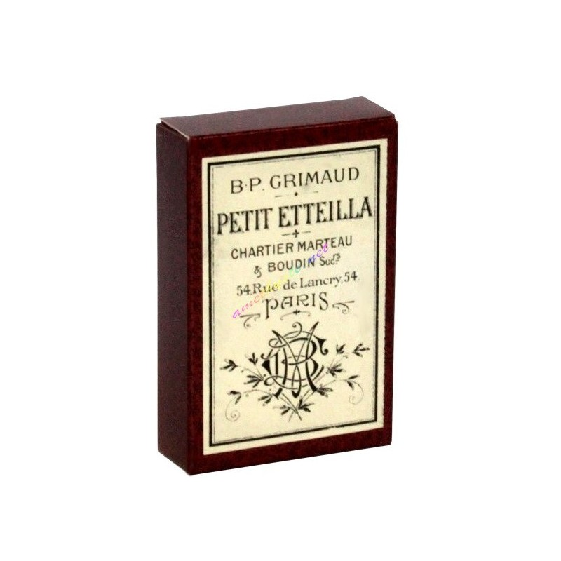 Le petit Etteilla