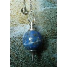 Pendule Séphoroton   Lapis lazuli