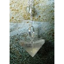 Pendule Batisseur   Cristal
