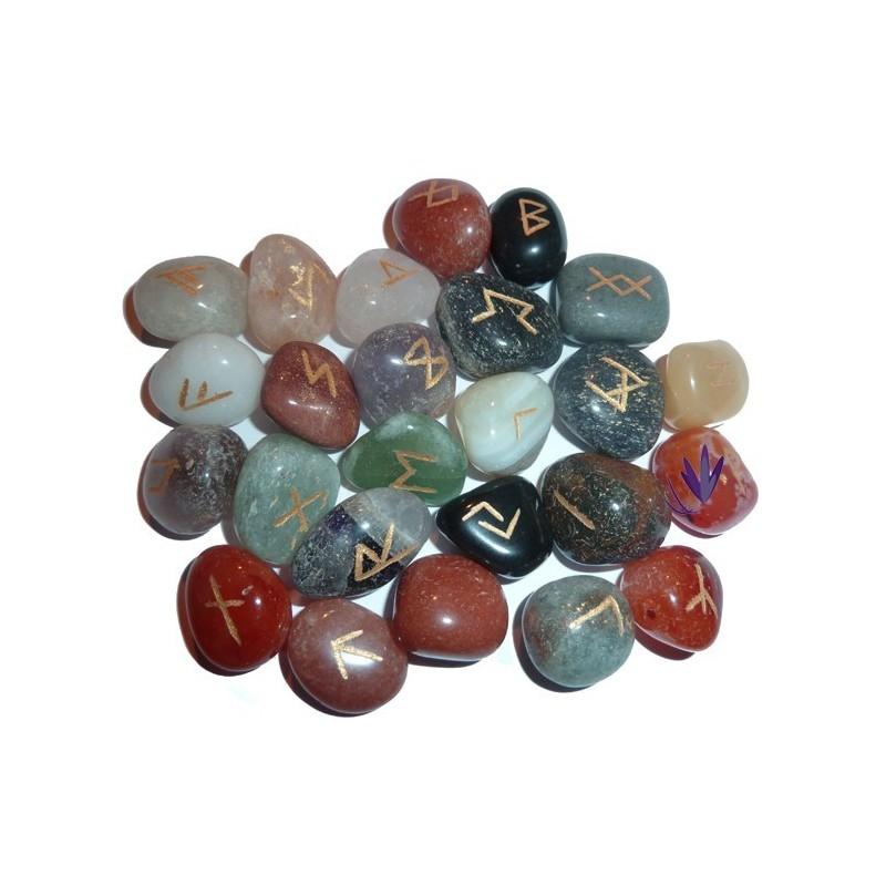 Runes : 7 Chakras